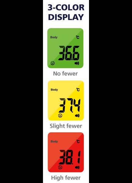 MEDIBLINK Brezkontaktni infrardeči termometer M340