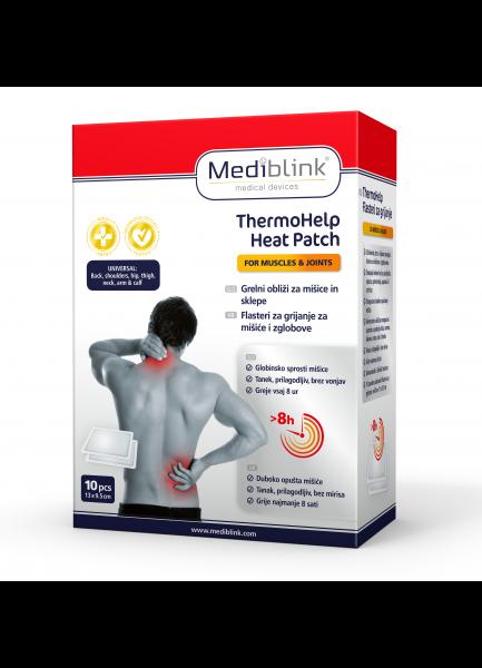 MEDIBLINK Heat Patch ThermoHelp 10pcs M103