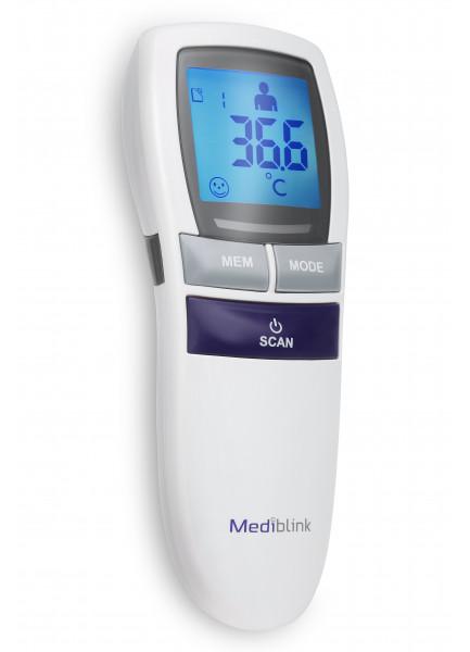 MEDIBLINK Brezkontaktni termometer 6v1 M320