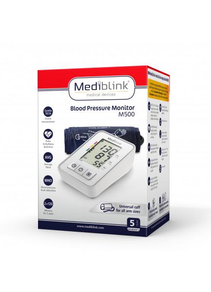MEDIBLINK Merilnik krvnega tlaka M500